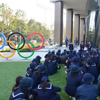 茨城大学教育学部附属小学校5年生様 東京校外学習