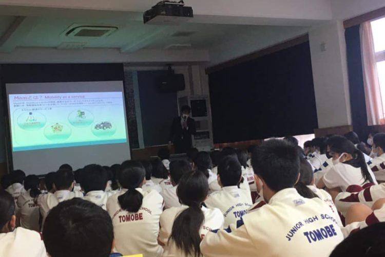 友部中校外学習説明会&職業紹介を実施しました