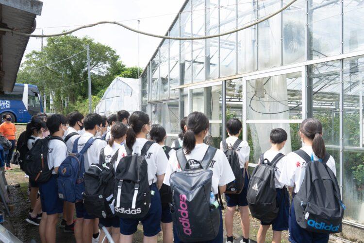 八郷SDGs校外学習レポート公開!