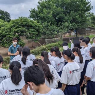 土浦市立第二中学校様-八郷SDGs校外学習-